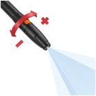 Fan jet nozzle