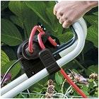 Geïntegreerde trekontlasting voor de kabel