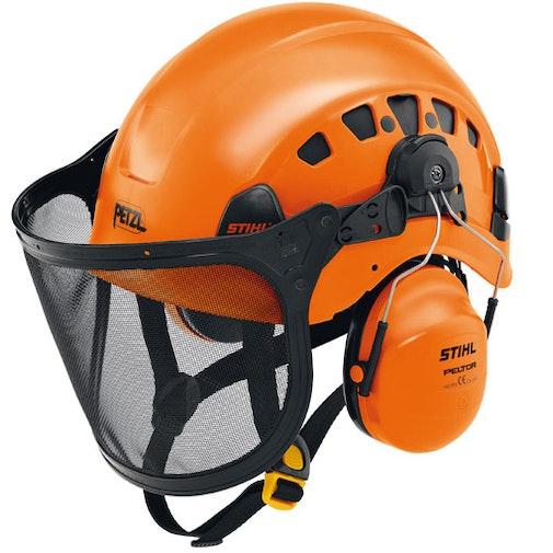 VENT PLUS arborist helmet set