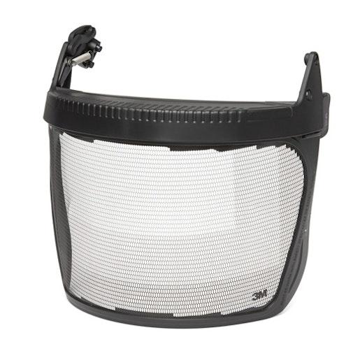 Visir V5 med hjelmfæste, til hjelm G 3000 og visirpakke serie G500