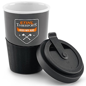 TIMBERSPORTS Coffee-to-go cup