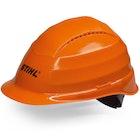 ROCKMAN construction helmet - orange
