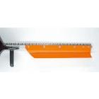 Opvangplaat voor snijmessen, 75 cm, voor HS 86 R en HS 87 R