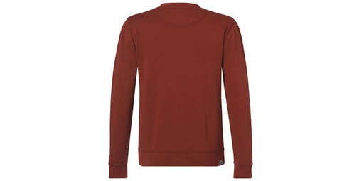 Sweatshirt, rot