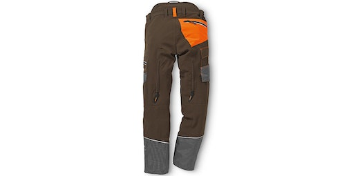 Pantalon de travail ADVANCE X-CLIMB, sans protection anti-coupures