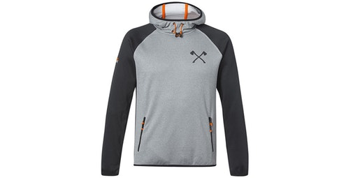 """Sweatshirt à capuche """"ATHLETIC"""""""