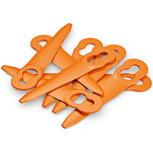 Plastkniver til PolyCut 2-2 (8 stk)