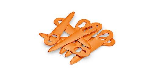 Satz Kunststoffmesser für PolyCut 2-2