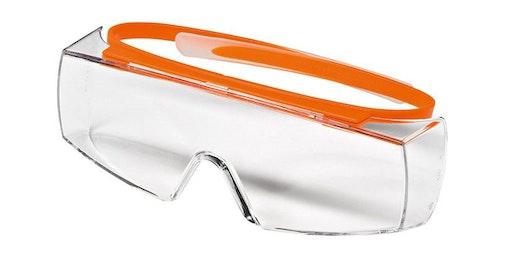 Lunettes de protection SUPER OTG, claires