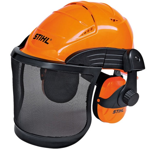 ADVANCE helmet set, nylon mesh