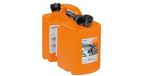 Bidon combiné, orange, pro