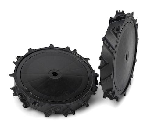 ART 220 - hjul med traksjonsprofil, til robotgressklipper MI 4-modeller