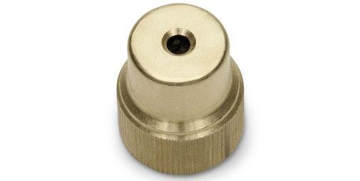 Buse à cône creux en laiton 2,5 mm