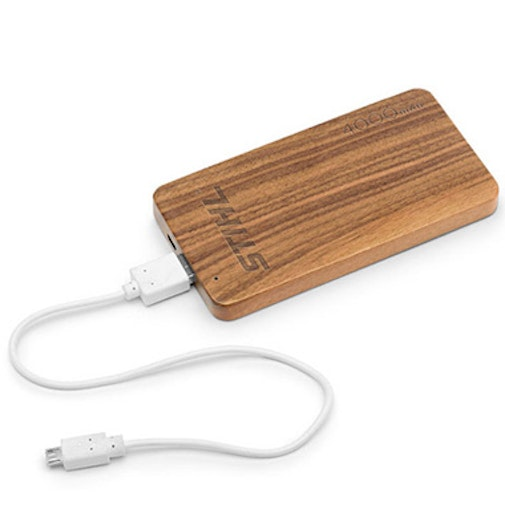 STS Holz Power Bank