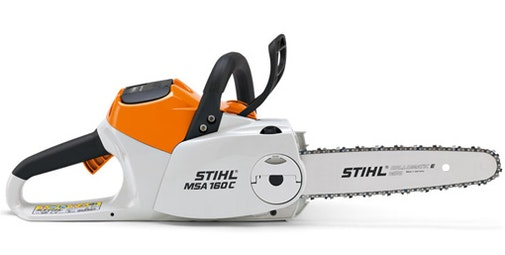 MSA 160 C-B, ohne Akku und Ladegerät
