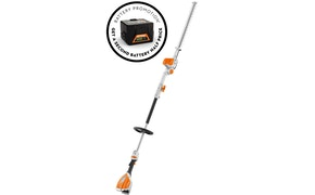 HLA 56 Long-reach hedge trimmer promotional set and tool only