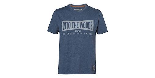 """Мъжки тениски """"WOOD"""""""