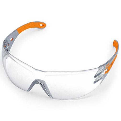 Sikkerhedsbriller LIGHT PLUS, klart glas