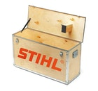 Transportkasse til alle STIHL kappemaskiner