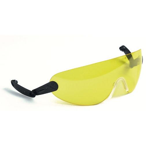 Vernebriller V6, med hjelmfeste