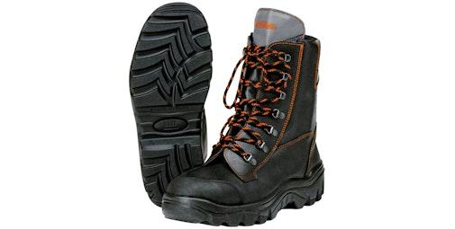 Chaussures en cuir DYNAMIC RANGER, pour tronçonneuse