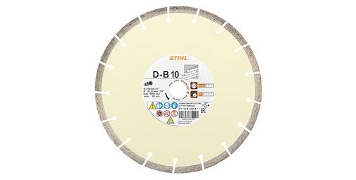 Disque à découper diamanté, béton (B), TSA 230