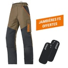 Pantalon FS 3PROTECT, taille 42, tour de taille 80-84