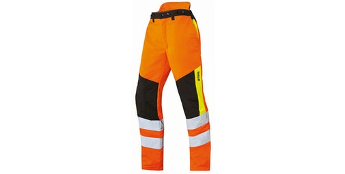 Pantalon de signalisation anti-coupures Protect MS