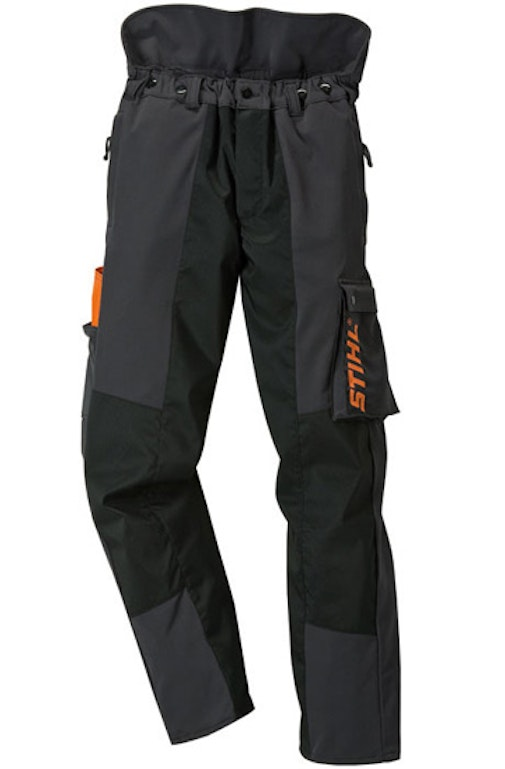 ADVANCE trousers without cut protection
