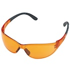 Lunettes de protection, CONTRAST orange