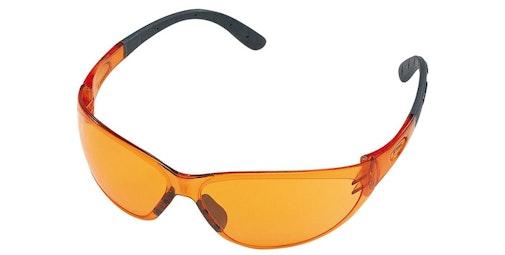 Veiligheidsbril DYNAMIC Contrast, oranje