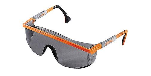 Schutzbrille Astrospec mit getönten Scheiben