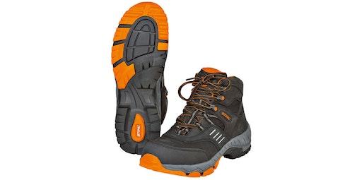 WORKER S3 magasszárú biztonsági cipő