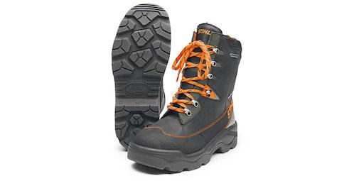 Chaussures en cuir, DYNAMIC GTX pour tronçonneuse