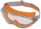 Vollsichtbrille, Ultrasonic, klar