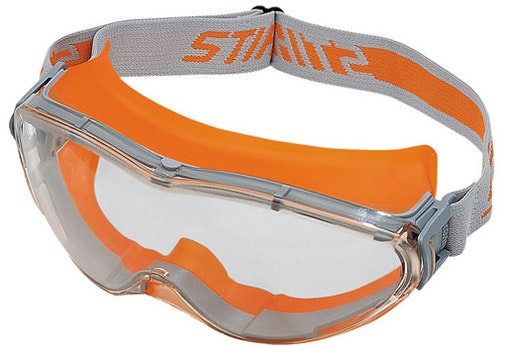 ULTRASONIC Goggles - Clear
