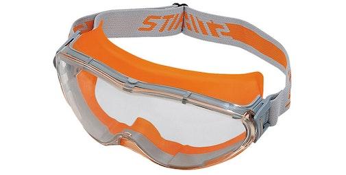 Veiligheidsbril Ultrasonic - helder