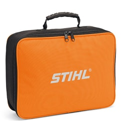 Carry bag for battery accessories