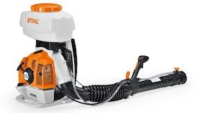 SR 450 - Atomizador potente para liquidos, pó e granulados