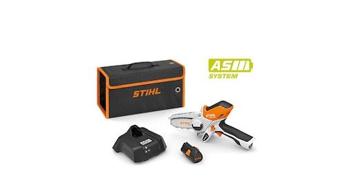 Akku-Gehölzschneider GTA 26, Set mit Akku AS 2 und Ladegerät AL 1