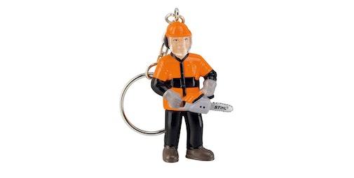 Ключодържател - горски работник