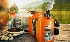 Brandstoffen, oliën en accessoires