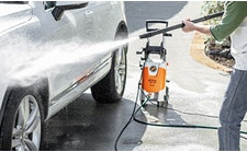 High-Pressure Cleaners & Vacuum Cleaners