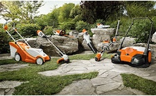 Battery Power Made By STIHL